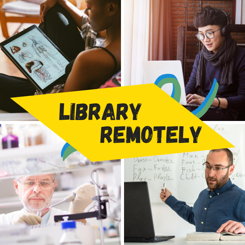 Library Remotely