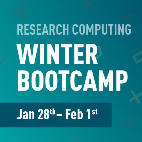 winter boot camp webtile