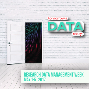 research data management week ad