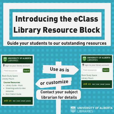 eClass Integration