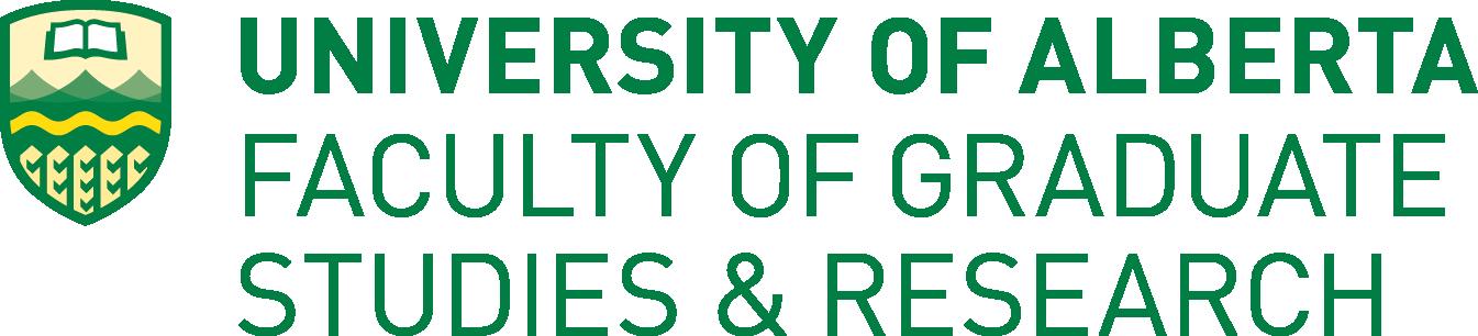 Faculty of Grad Studies logo