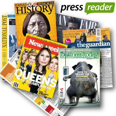 pressreader promotion